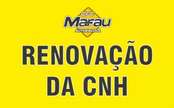 Renovação da CNH